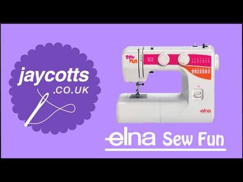 Elna Sew Fun - Sewing Machine