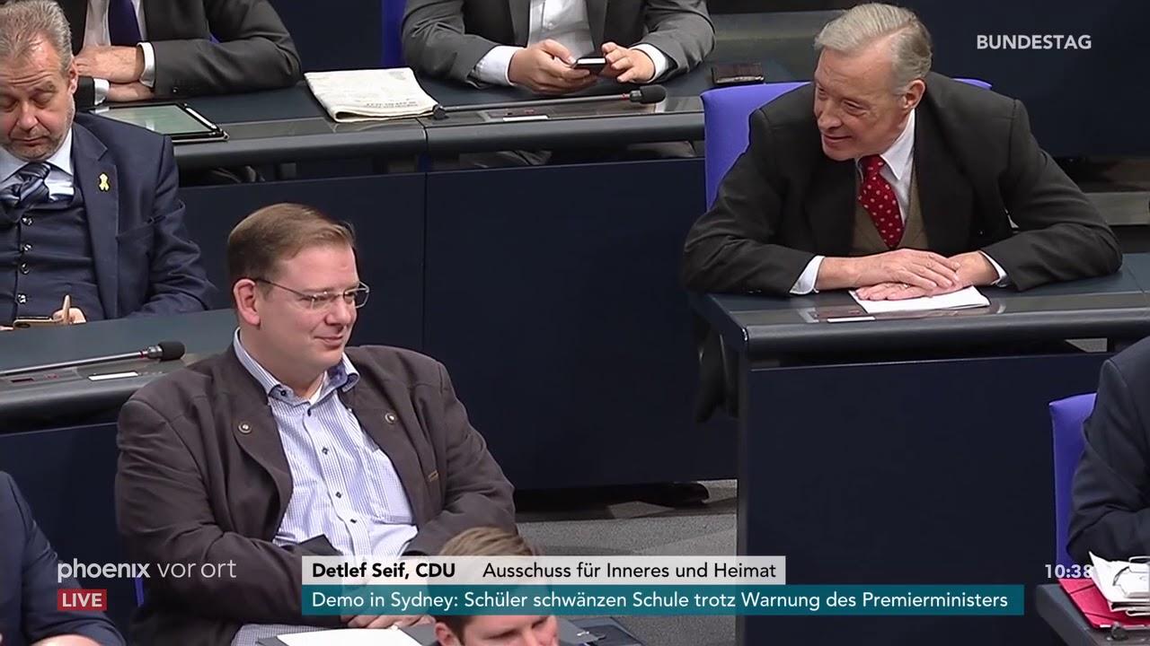 Bundestagsdebatte zum globalen Pakt für Migration am 30.11.18