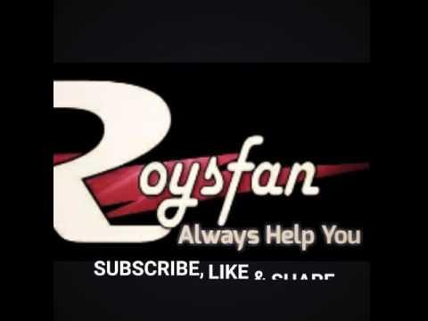 Intro Roysfan
