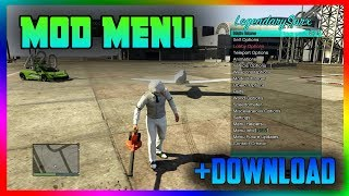 GTA 5/PS3) BEST FREE SPRX MOD MENU LUGIA 2 8 +DOWNLOAD (GTA 5 MODS