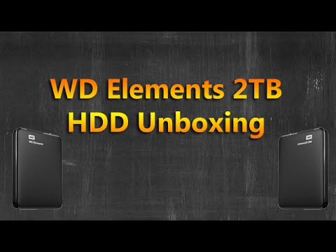 Increase your Xbox One Storage Space with WD Elements 2TB Drive