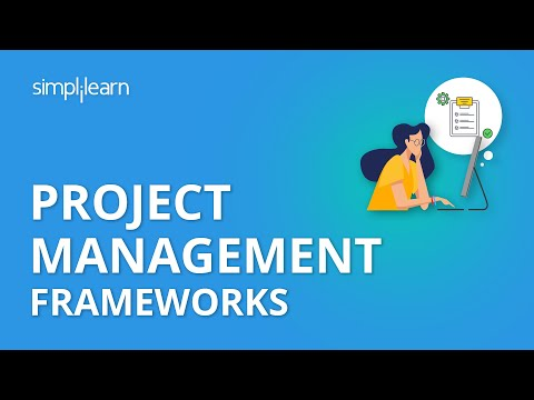 Project Management Framework   PMP® Training Videos   Project Management Tutorial   Simplilearn