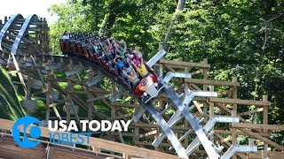 Lightning Rod: One of America's fastest wooden roller coasters | 10Best