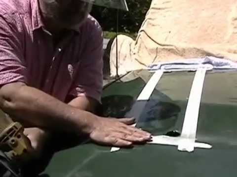 How to install Run Cool® Hood Louvers