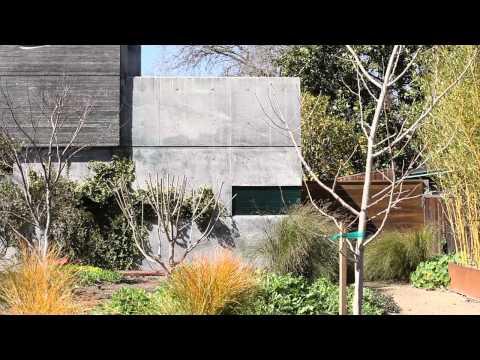 Modern Concrete Home Design - Creating Texture