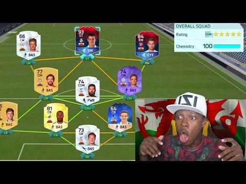 FULL WALES TEAM - FIFA 16