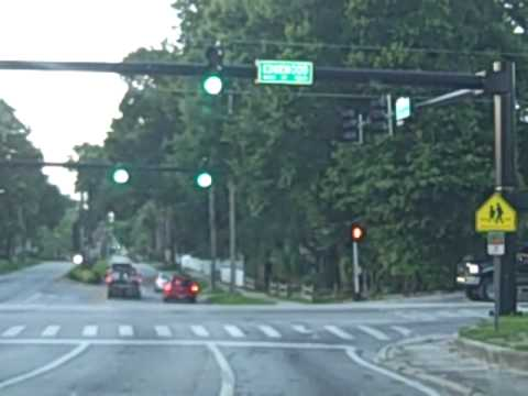 Red Light Camera - E. Edgewood Dr and Cleveland Heights