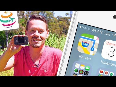 Was ist WLAN Call? Mit WiFi Calling telefonieren auch im Ausland?!   GlobalTraveler.TV