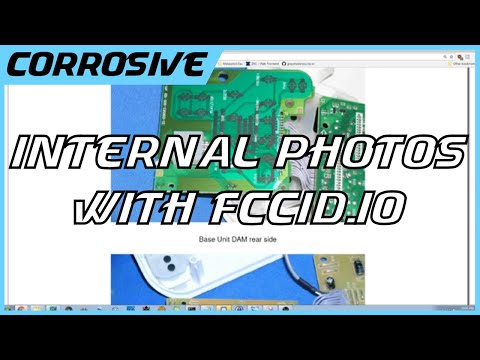 How to Get Internal Photos and Documentation For Hardware With an FCCID | Tutorial Tuesday