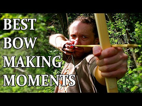 Best bow making moments, vlog, Trump Irn-Bru, Bohning un-boxing
