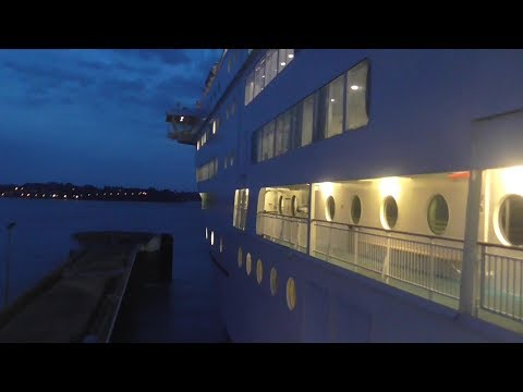 Brittany Ferries - Pont Aven - St Malo to Portsmouth
