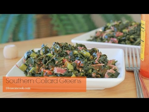 How To Make Southern, Soul Food Collard Greens