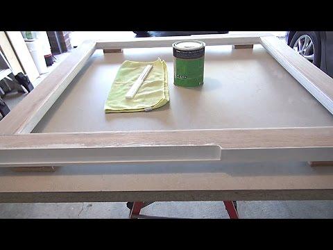 DIY - Replacing a wood window sash - Make a new sash yourself