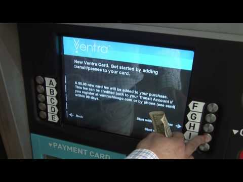 CTA How-To Videos: Buying a Ventra Card