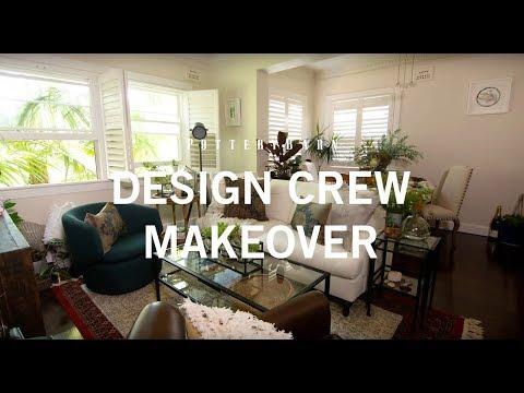 Pottery Barn Design Crew Makeover: Australian Bungalow