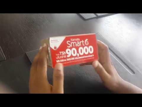 Ifahamu Vodacom Smart 6 - TeknoKona #Uchambuzi #Simu