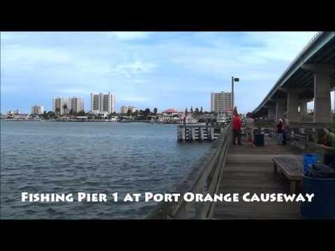 Port Orange Causeway Fishing Piers