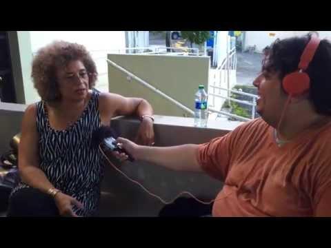 A Brief Conversation with Angela Davis in Puerto Rico