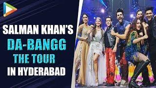 EXCLUSIVE: Salman Khan at Da-Bangg The Tour At LB Stadium in Hyderabad | 2nd November
