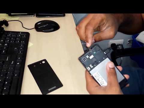 Como solucionar problema de los teléfonos Zony Xperia Z/M/E/C cuando no encienden.