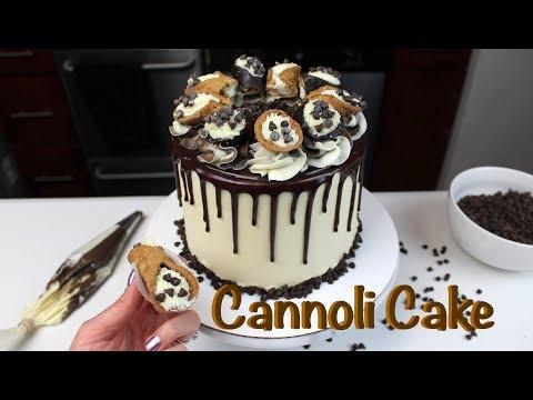 Cannoli Cake | CHELSWEETS