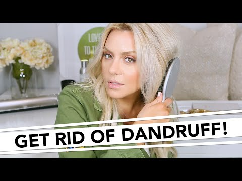 How To Get Rid of Dandruff and Itchy Scalp