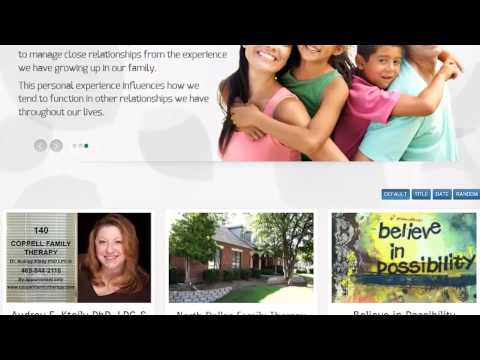 Youth, Family, Relationship, and Addiction Counseling in Coppell, TX