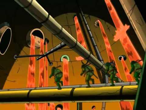 Teenage Mutant Ninja Turtles - Season 1 - Episode 2 - A Better Mousetrap
