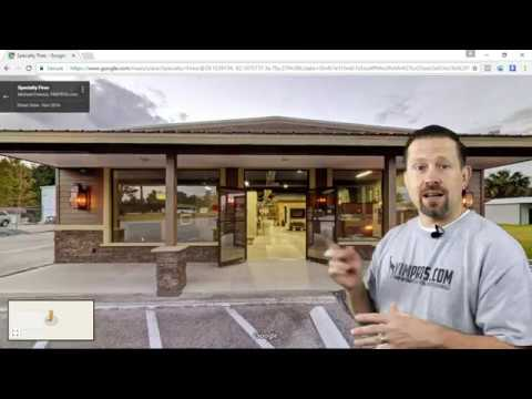 Bring in New Customers with a Google Street View Virtual Tour of your Business