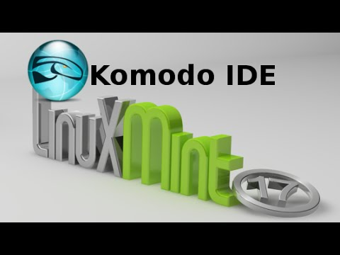 How to install Komodo IDE in Linux Mint