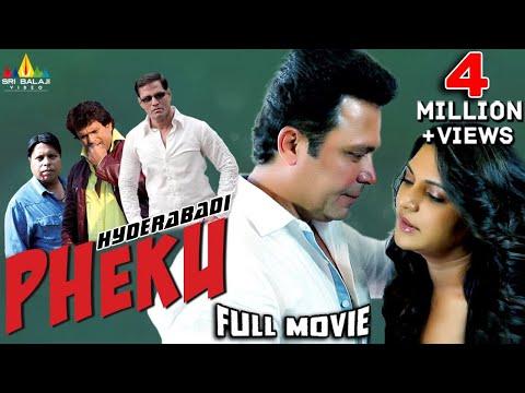 Hyderabadi Pheku Full Movie   Hindi Full Movies   Mast Ali, Salman Hyder