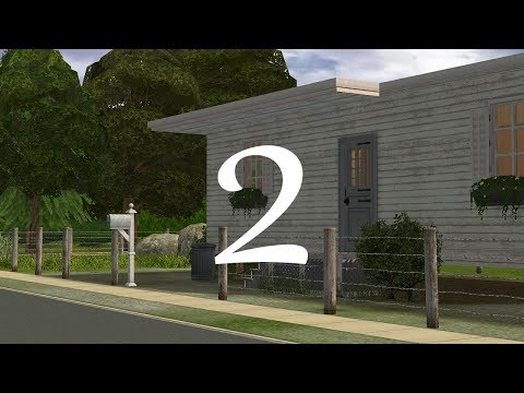 The Sims 2 - Riverblossom Hills - 200 Strawberry Hill - Part 2
