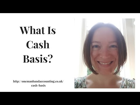 What Is Cash Basis?