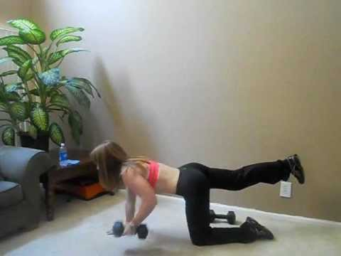 Pregnancy Workout - 1st Trimester - Intermediate Difficulty