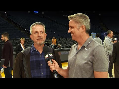 Does this Warriors, Cavaliers final have different feel to Bill Simmons?