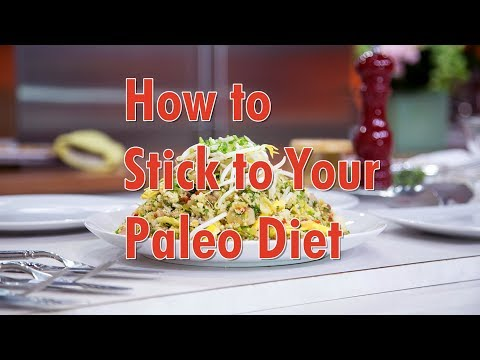 How to Stick to Your Paleo Diet - The One Reason You Can'T Stick To Your Diet