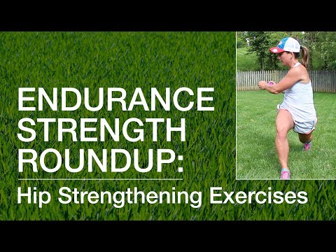 Hip Strengthening Exercises for Running
