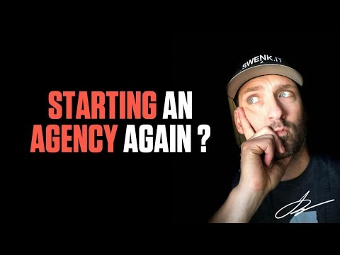 HOW TO START A DIGITAL MARKETING AGENCY - WHAT WOULD I DO DIFFERENT? | Marketing Agency Foundation