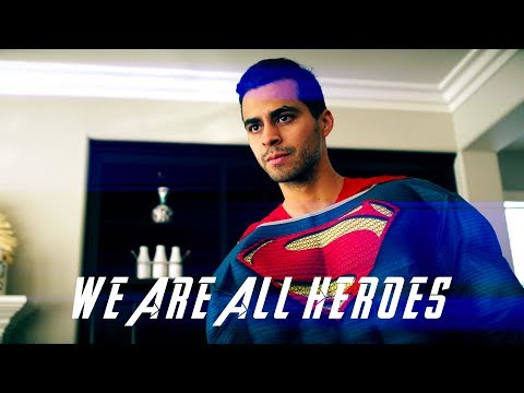 WE ARE ALL HEROES | David Lopez