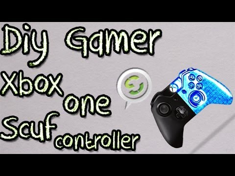 DIY Gamer: Make your own Xbox One Scuf Gaming Controller/ Elite Controller