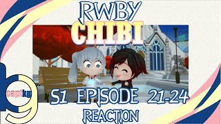 RWBY Chibi S2 Episode 17-20 - Reaction w/ Jordie - The Most Popular