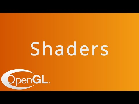 How Shaders Work in OpenGL