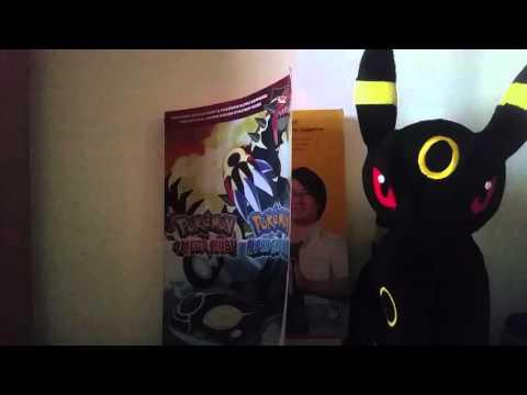 Where to get Shiny Charm Pokemon Oras/ Intro Video