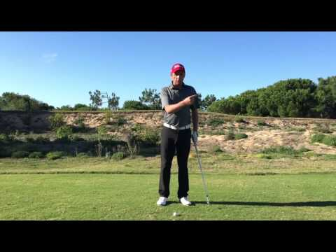 Flop Lob Shot Short Game 60 Degree Lob Wedge  - Alec Roberts