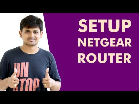 How to Setup a Netgear Router Easily?