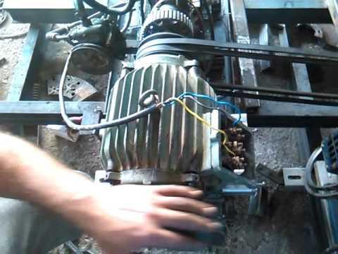huge flywheel works as mechanical battery