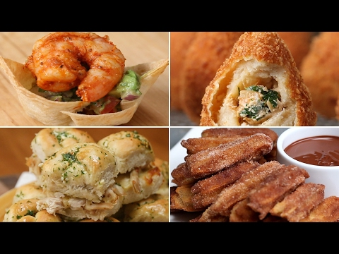 4 Finger Foods For Your Party Platter