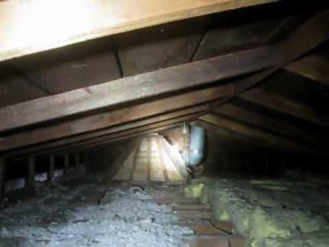 Asbestos Attic Insulation
