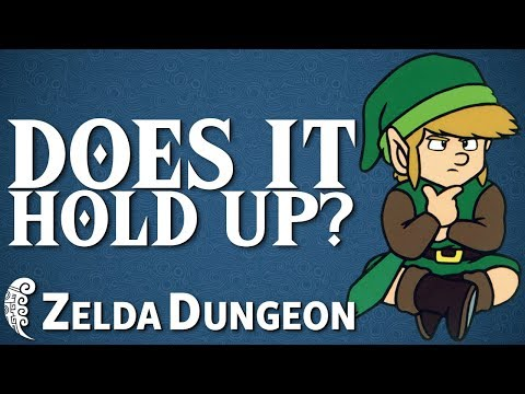 Does the Original Legend of Zelda Hold Up? - Hyrule Compendium