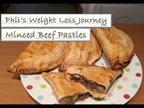 How to cook: Syn Free Minced Beef Pasties! Great for sharing!